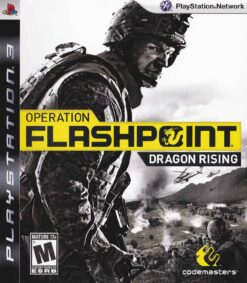 Hra Operation Flashpoint: Dragon Rising pro PS3 Playstation 3 konzole