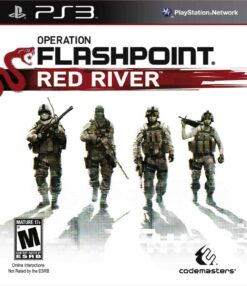 Hra Operation Flashpoint: Red River pro PS3 Playstation 3 konzole