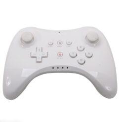 Ovladač Wii U Pro Controller gamepad - bílý příslušenství
