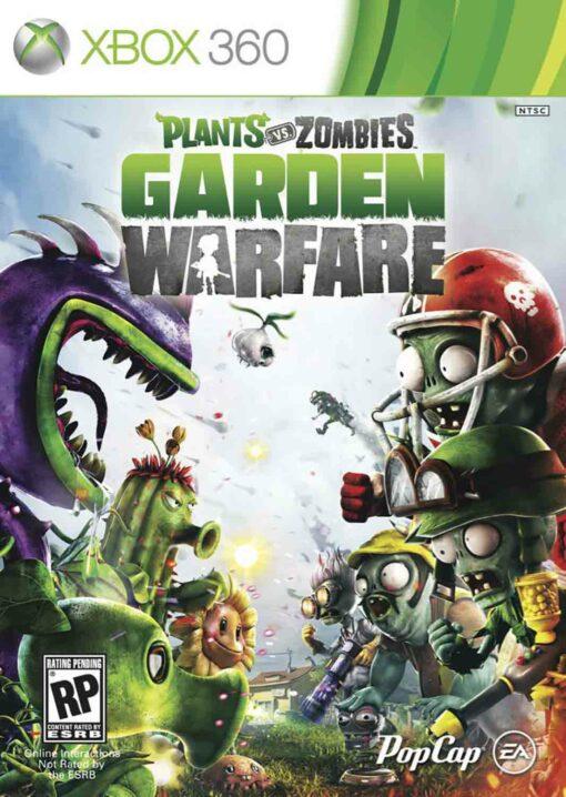 Hra Plants vs. Zombies: Garden Warfare pro XBOX 360 X360 konzole