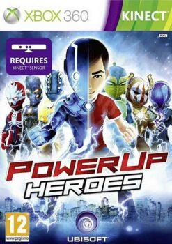 Hra PowerUp Heroes pro XBOX 360 X360 konzole