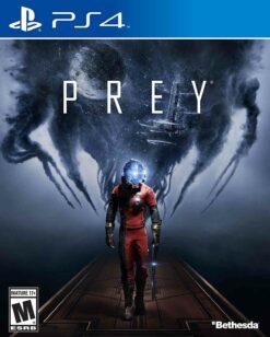 Hra Prey pro PS4 Playstation 4 konzole