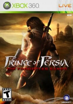 Hra Prince Of Persia: The Forgotten Sands pro XBOX 360 X360 konzole