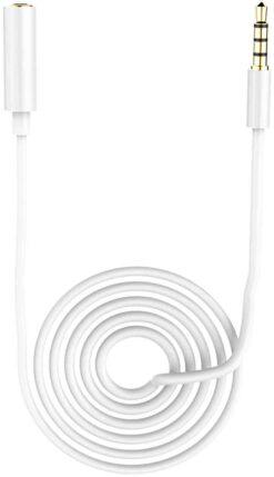 Prodlužovací kabel k headsetu čtyřpól příslušenství