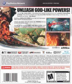 Hra Prototype 2 pro PS3 Playstation 3 konzole