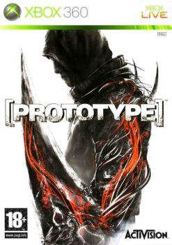 Hra Prototype pro XBOX 360 X360 konzole