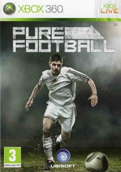 Hra Pure Football pro XBOX 360 X360 konzole