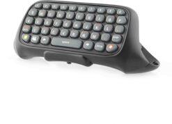 QWERTY klávesnice pro XBOX 360 - Chatpad - Černý příslušenství