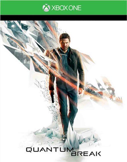 Hra Quantum Break pro XBOX ONE XONE X1 konzole
