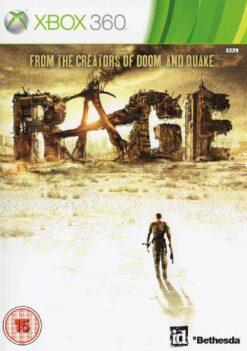 Hra Rage pro XBOX 360 X360 konzole