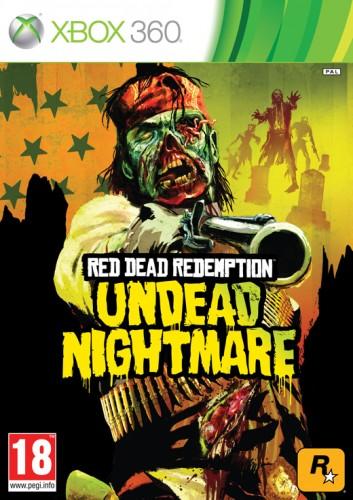 Hra Red Dead Redemption: Undead Nightmare pro XBOX 360 X360 konzole