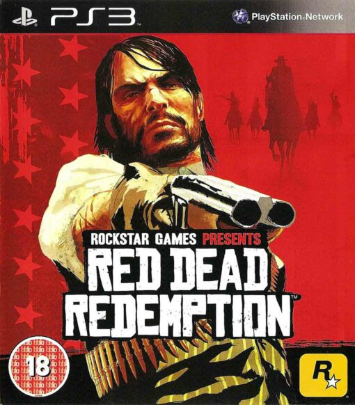 Hra Red Dead Redemption pro PS3 Playstation 3 konzole