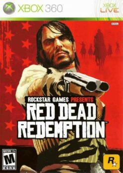 Hra Red Dead Redemption pro XBOX 360 X360 konzole