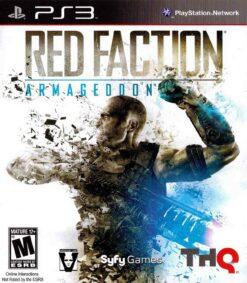 Hra Red Faction: Armageddon pro PS3 Playstation 3 konzole