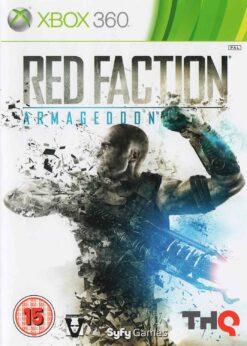 Hra Red Faction: Armageddon pro XBOX 360 X360 konzole