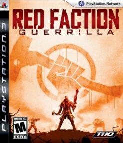 Hra Red Faction: Guerrilla pro PS3 Playstation 3 konzole