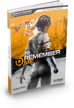 Remember Me Signature Series Strategy Guide (kniha)