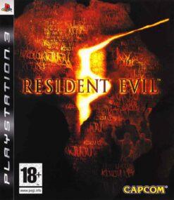 Hra Resident Evil 5 pro PS3 Playstation 3 konzole