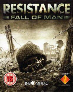 Hra Resistance: Fall Of Man pro PS3 Playstation 3 konzole