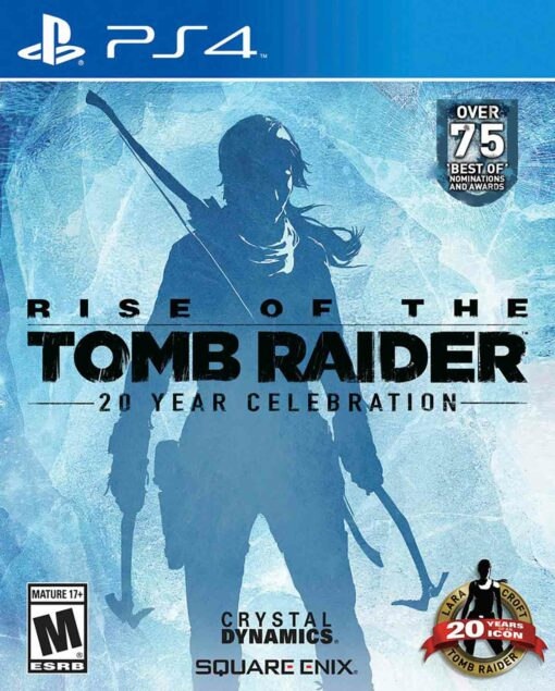 Hra Rise Of The Tomb Raider pro PS4 Playstation 4 konzole