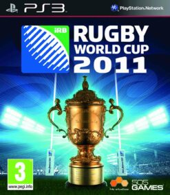 Hra Rugby World Cup 2011 pro PS3 Playstation 3 konzole
