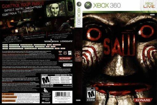 Hra Saw pro XBOX 360 X360 konzole