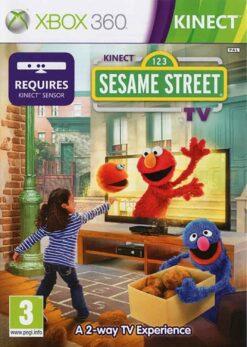 Hra Sesame Street TV pro XBOX 360 X360 konzole