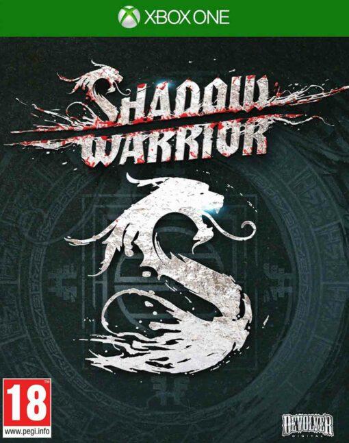 Hra Shadow Warrior pro XBOX ONE XONE X1 konzole