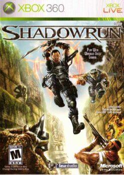 Hra Shadowrun pro XBOX 360 X360 konzole
