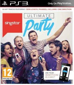 Hra SingStar 2014 Ultimate Party pro PS3 Playstation 3 konzole