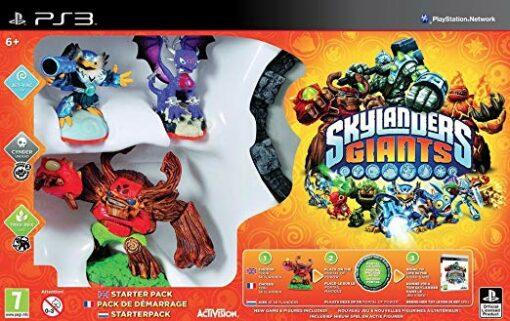 Hra Skylanders: Giants Starter Pack (PS3) pro PS3 Playstation 3 konzole