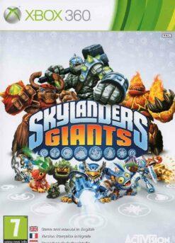 Hra Skylanders: Giants (XBOX360) pro XBOX 360 X360 konzole