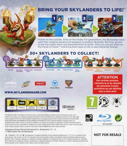 Hra Skylanders: Spyro's Adventure (PS3) pro PS3 Playstation 3 konzole