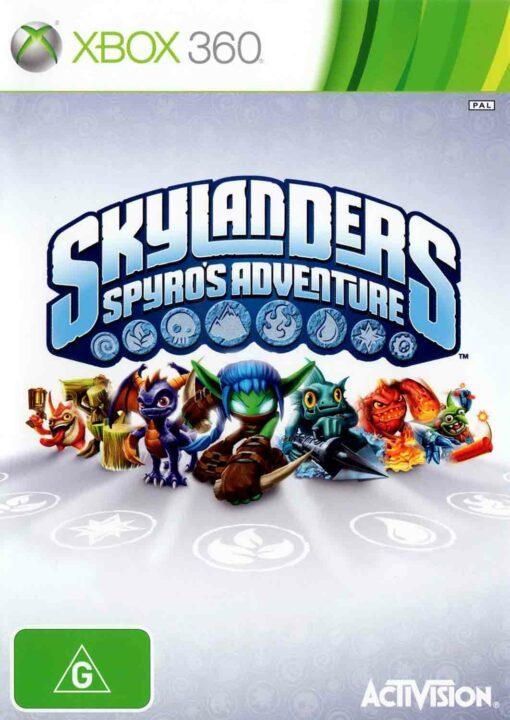 Hra Skylanders: Spyro's Adventure (XBOX360) pro XBOX 360 X360 konzole