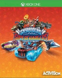 Hra Skylanders: Superchargers Starter Pack (XBOX ONE) pro XBOX ONE XONE X1 konzole