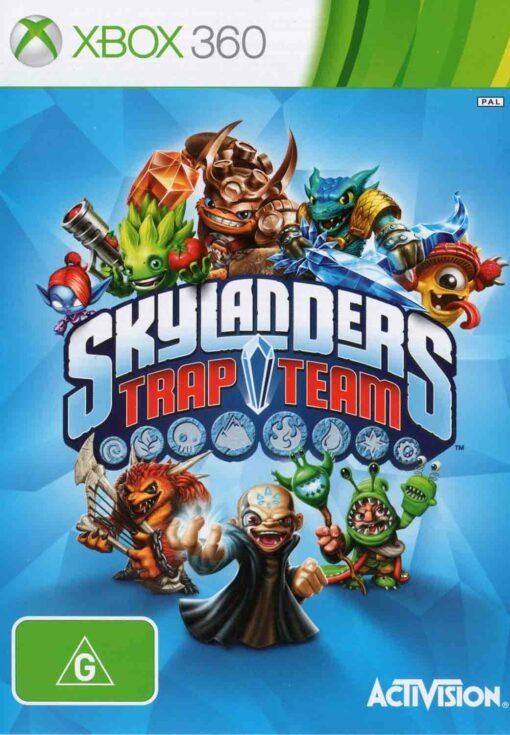 Hra Skylanders: Trap Team (XBOX360) pro XBOX 360 X360 konzole
