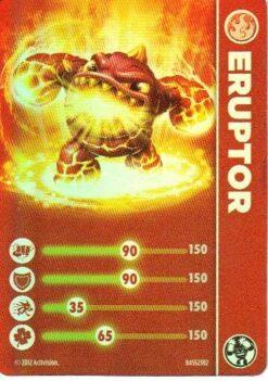 Skylanders figurka Eruptor příslušenství