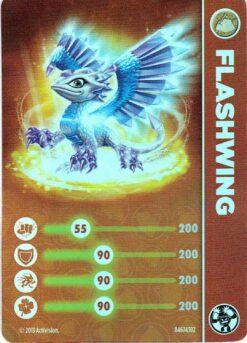 Skylanders figurka Flashwing příslušenství