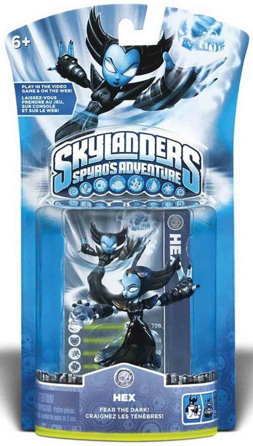 Skylanders figurka Hex příslušenství