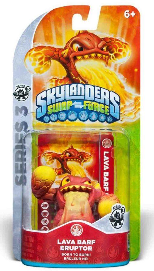 Skylanders figurka Lava Barf Eruptor příslušenství