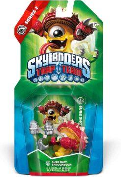 Skylanders figurka Sure Shot Shroomboom příslušenství