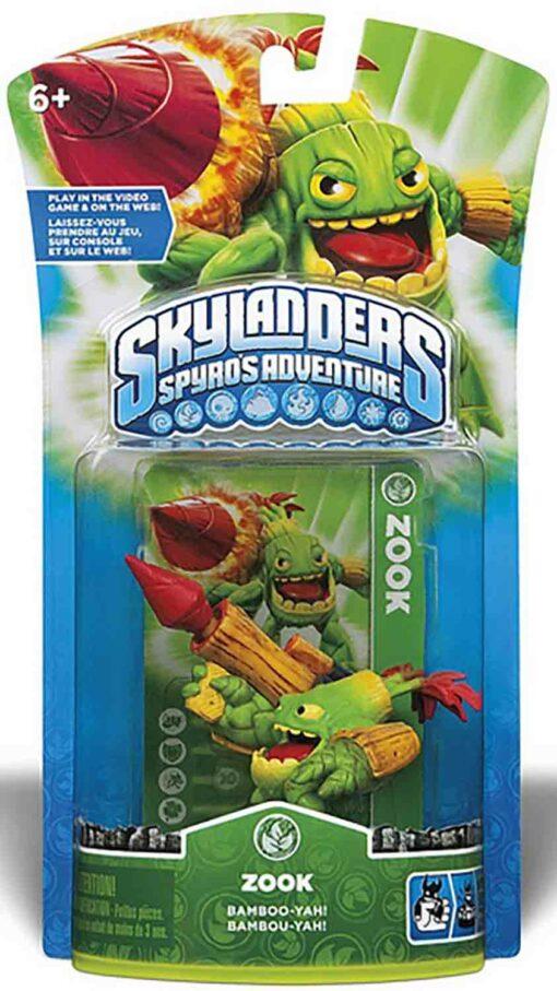 Skylanders figurka Zook příslušenství