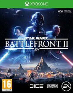 Hra Star Wars: Battlefront 2 pro XBOX ONE XONE X1 konzole