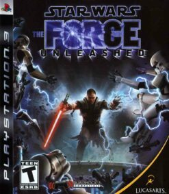 Hra Star Wars: The Force Unleashed pro PS3 Playstation 3 konzole