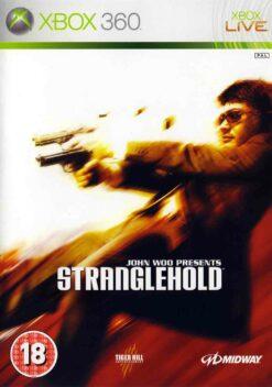 Hra Stranglehold pro XBOX 360 X360 konzole