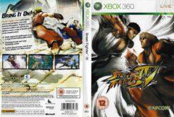 Hra Street Fighter IV pro XBOX 360 X360 konzole