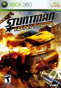 Hra Stuntman: Ignition pro XBOX 360 X360 konzole