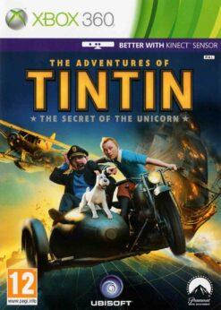 Hra The Adventures Of Tin Tin: The Secret Of Unicorn pro XBOX 360 X360 konzole