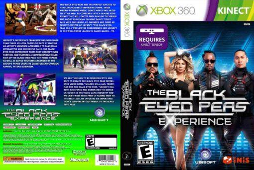 Hra The Black Eyed Peas Experience pro XBOX 360 X360 konzole