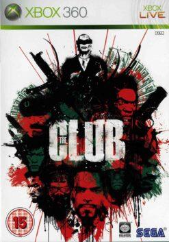 Hra The Club pro XBOX 360 X360 konzole